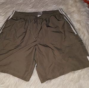 Adidas large shorts men